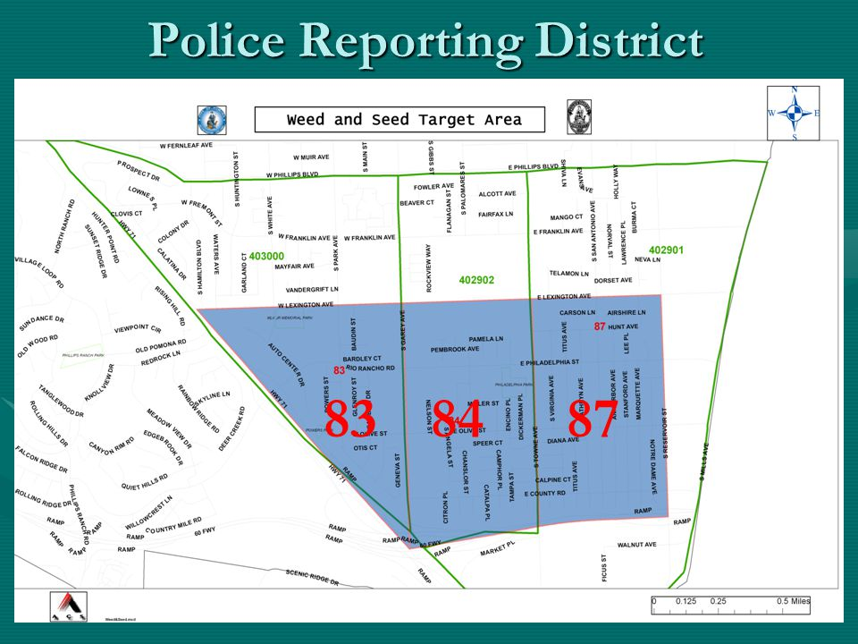 838487 Police Reporting District