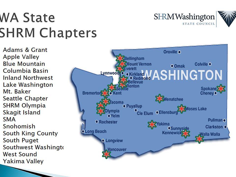 ©SHRM 2012 WA State SHRM Chapters