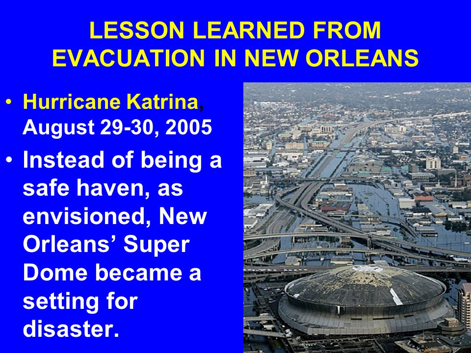 HURRICANE RITA: EVACUATING HOUSTON
