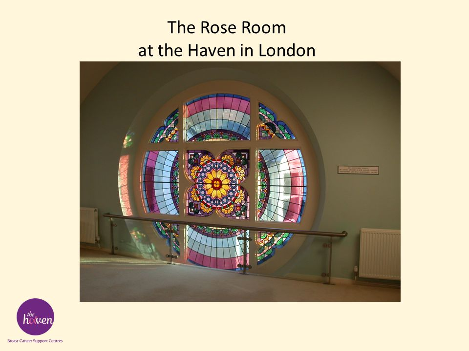 The Rose Room at the Haven in London