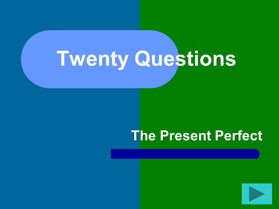 19.What past tense is often contrasted with the present perfect?.