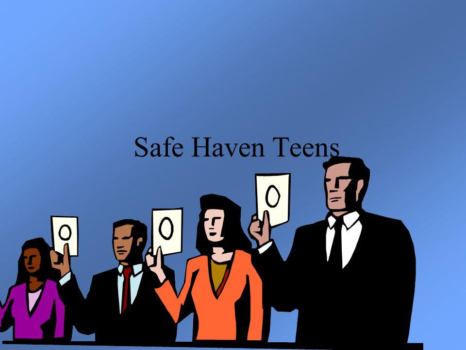 Safe Haven Teens