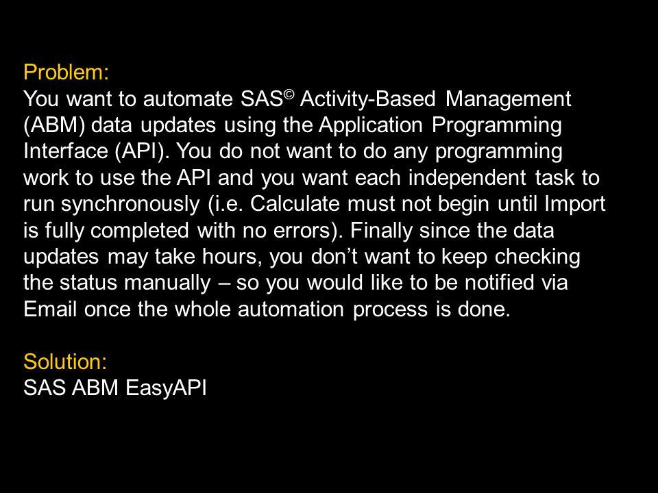 Congratulations.We've established the EasyAPI Automation Framework for all our tasks.