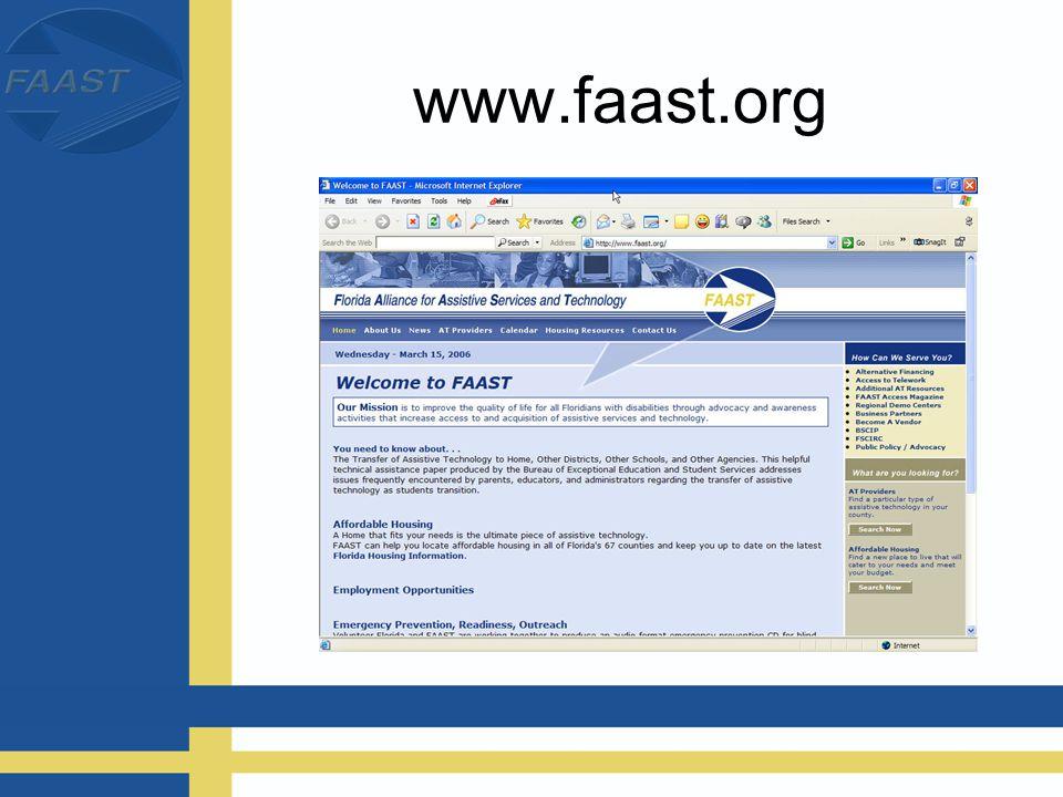 www.faast.org