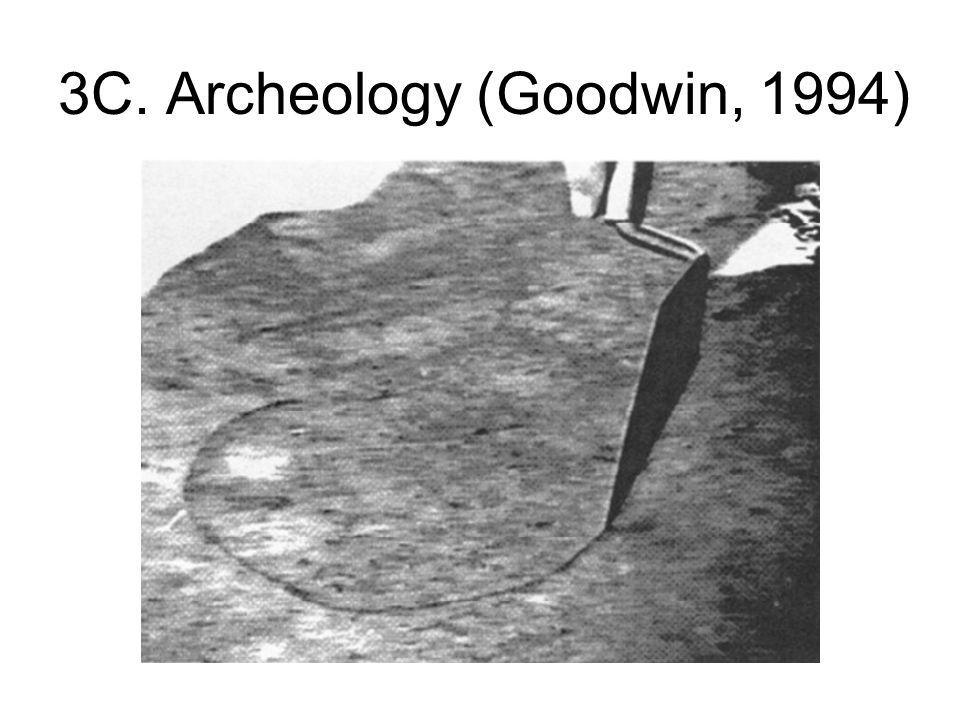 3C. Archeology (Goodwin, 1994)