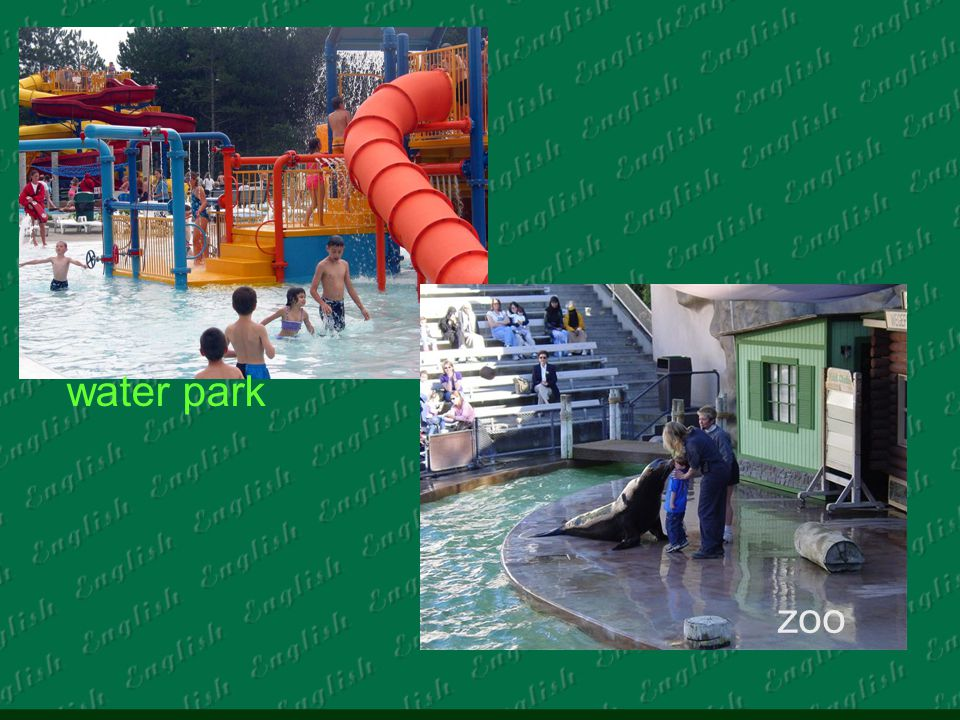 water park zoo