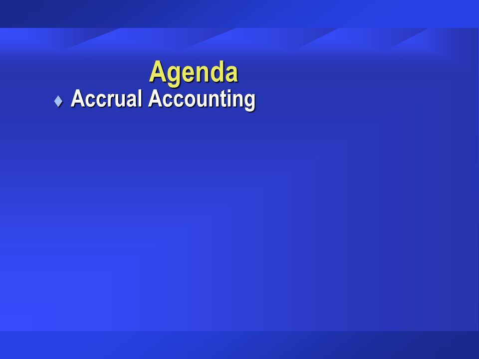More About Accruals More About Accruals Accrual Accounting: Recording the financial transactions of a business in the period in which they occur, rather than in the period in which cash is exchanged.