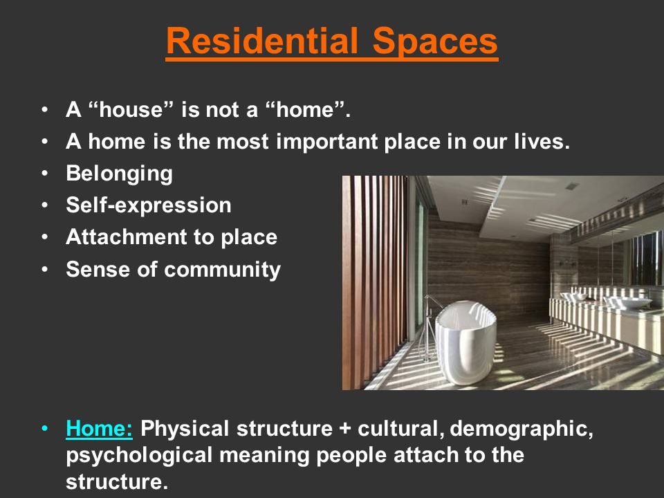 Space: Performance, feelings, social behavior and spatial density, spatial arrangements, and design.