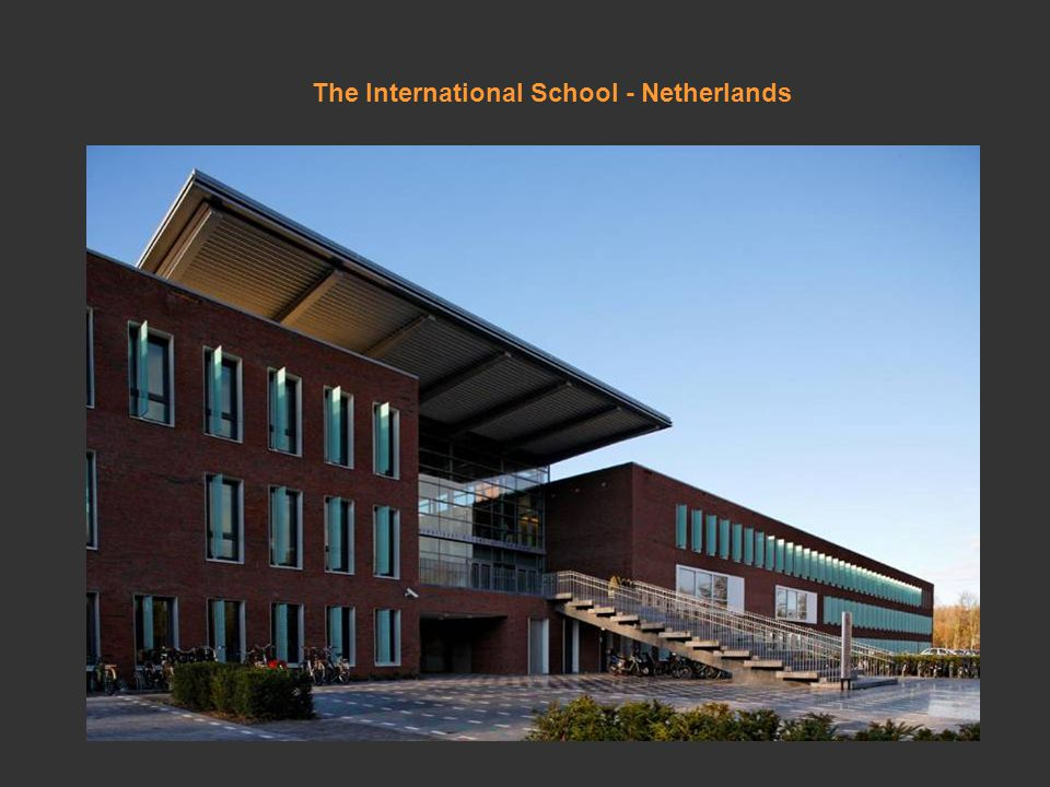The International School - Netherlands
