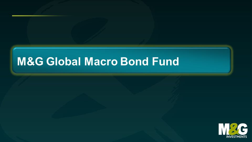 M&G Global Macro Bond Fund