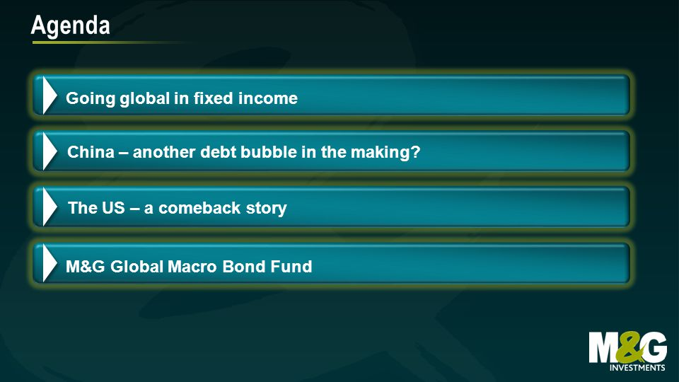 Going global in fixed income