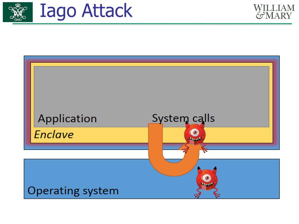 Iago Attack