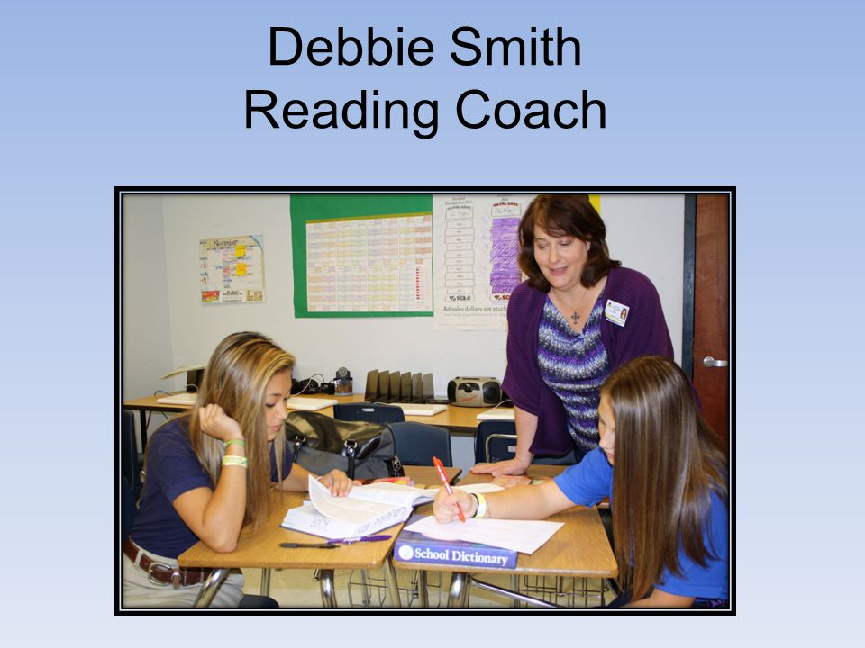 Debbie Smith Reading Coach