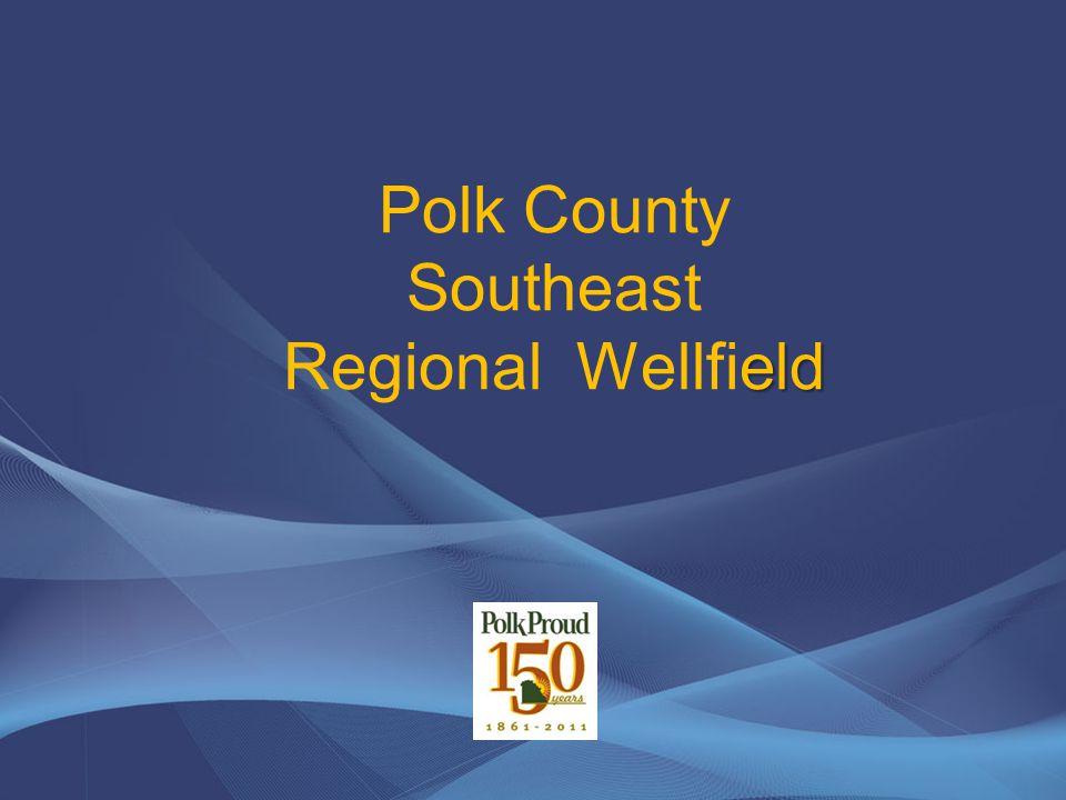 eld Polk County Southeast Regional Wellfield