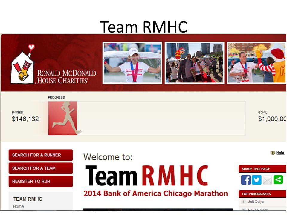 Team RMHC 9