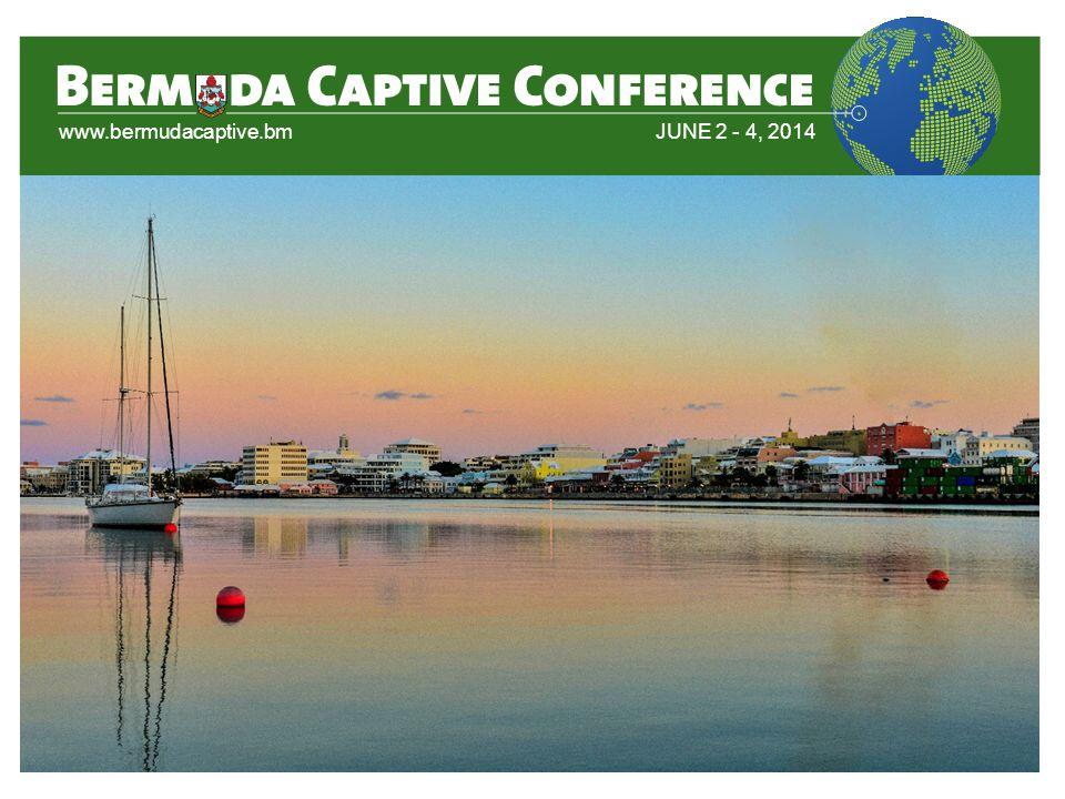 www.bermudacaptive.bmJUNE 2 - 4, 2014