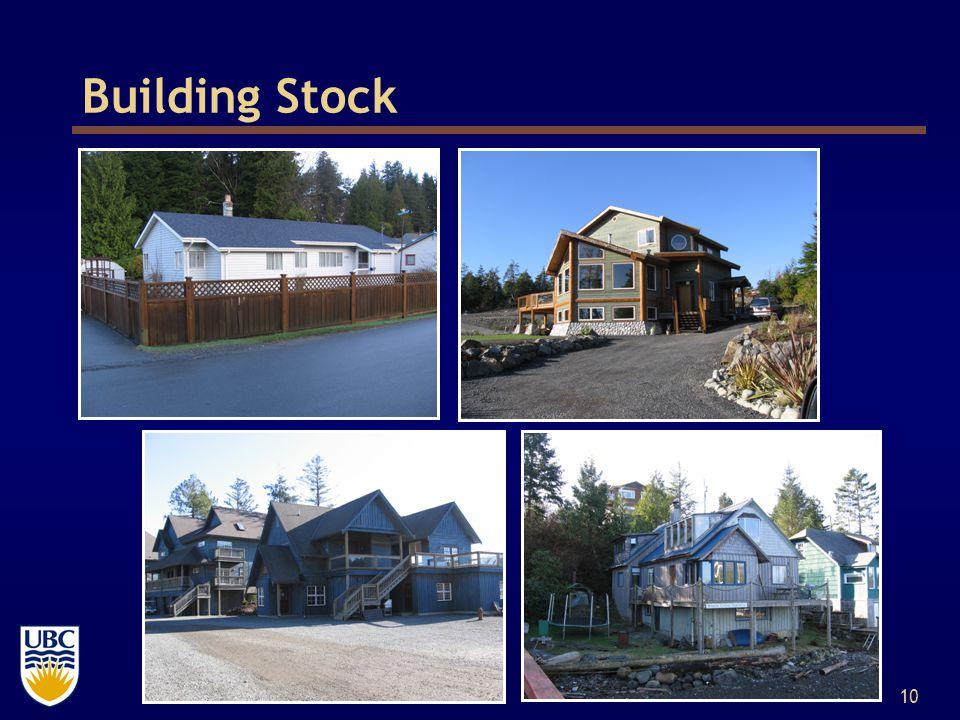 10 Building Stock