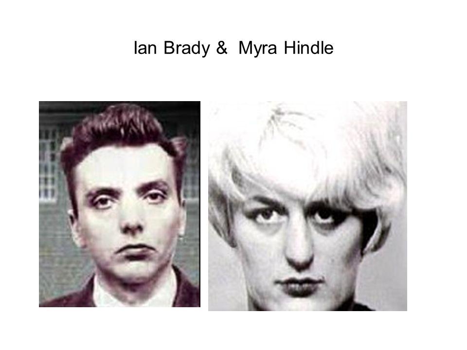 Ian Brady & Myra Hindle