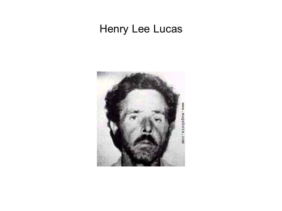 Henry Lee Lucas
