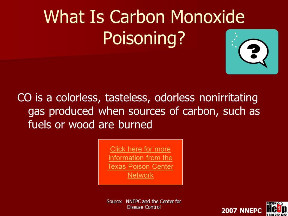 2007 NNEPC Source: Vermont Department of Health Carbon Monoxide (CO) vs.