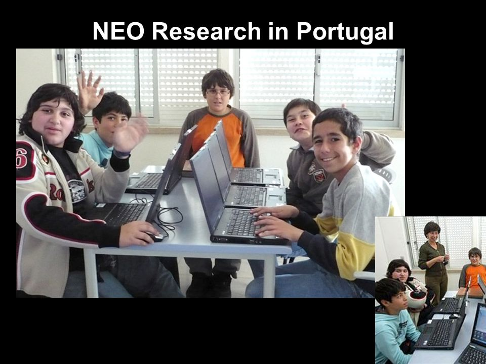 NEO Research in Portugal