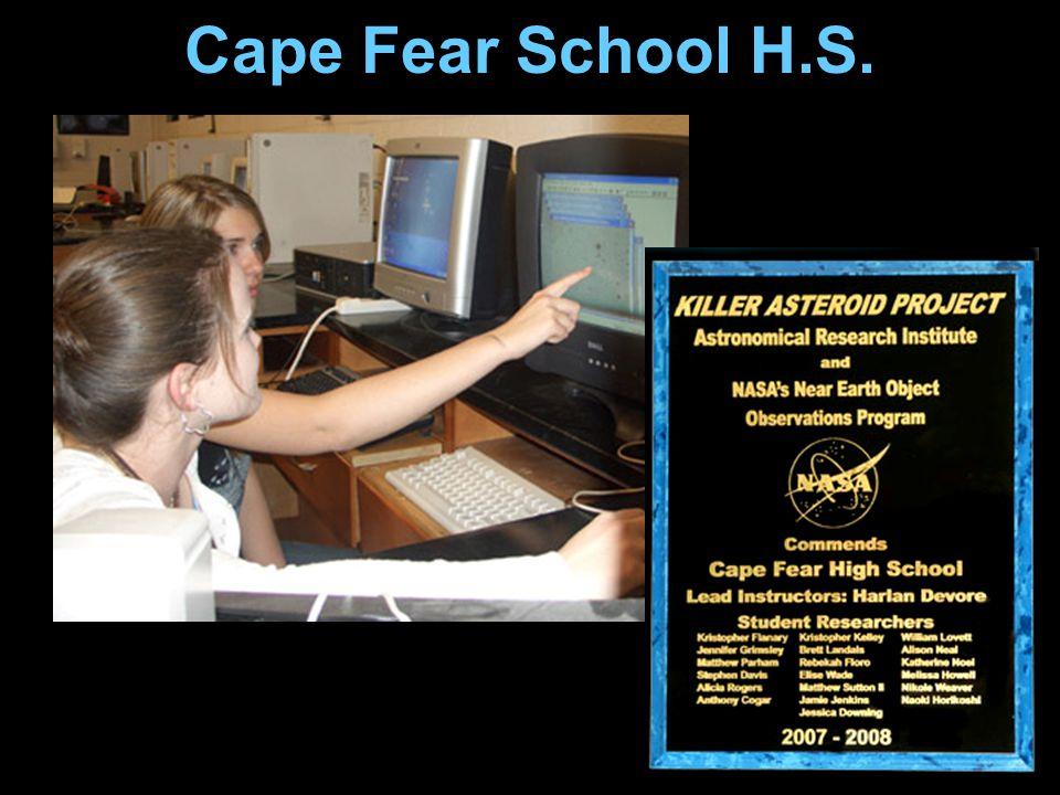 Cape Fear School H.S.