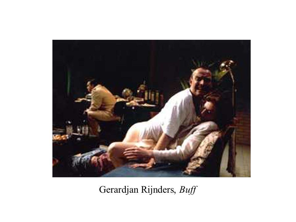 Gerardjan Rijnders, Buff