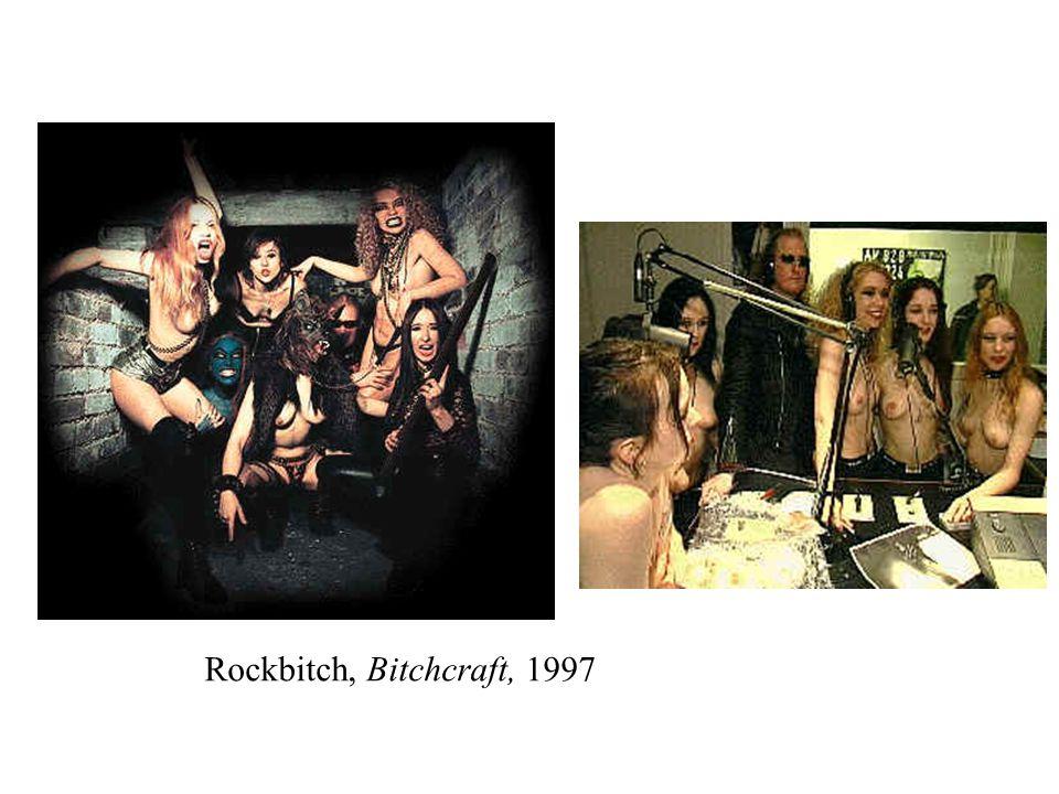 Rockbitch, Bitchcraft, 1997