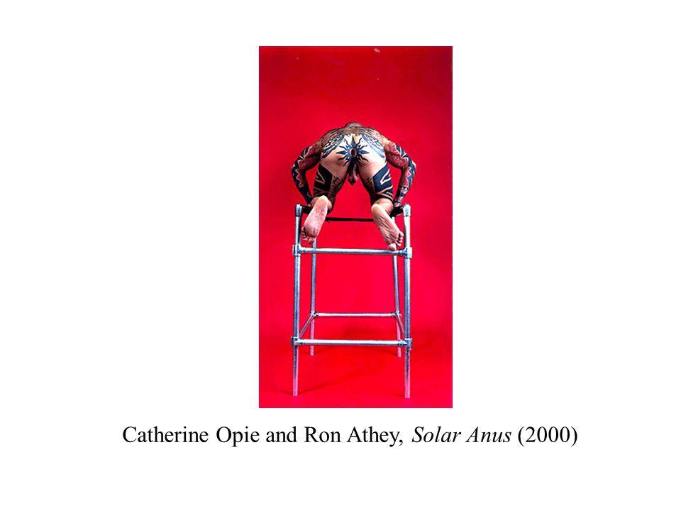 Catherine Opie and Ron Athey, Solar Anus (2000)