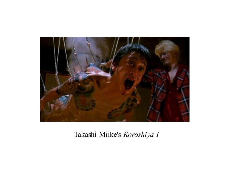 Takashi Miike s Koroshiya I