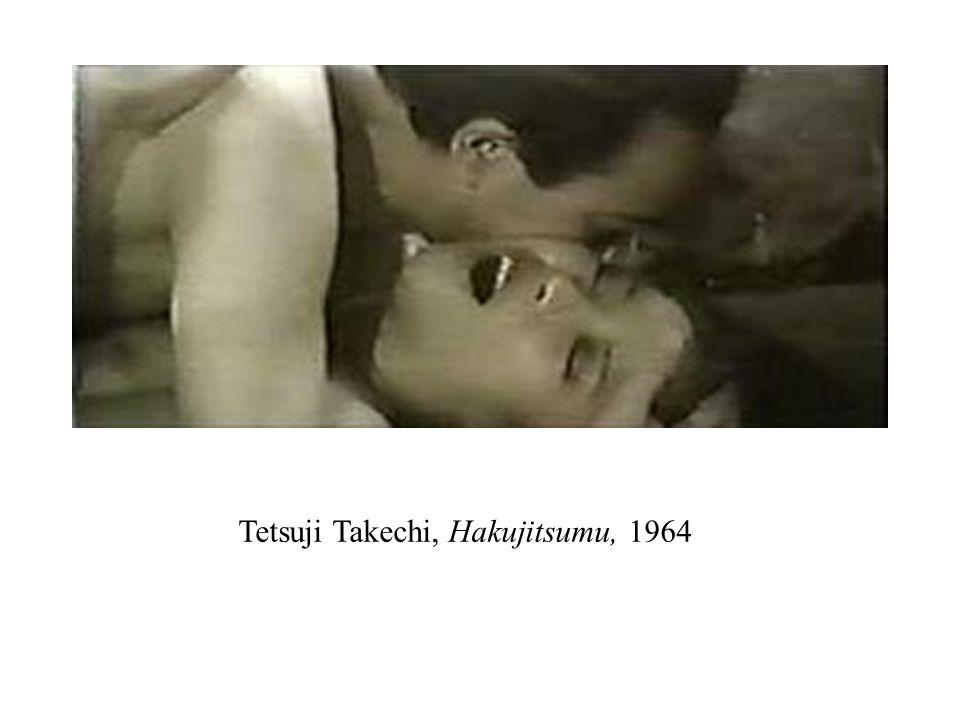 Tetsuji Takechi, Hakujitsumu, 1964