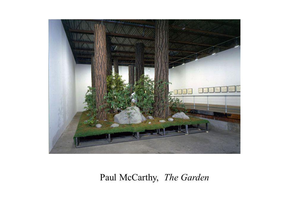 Paul McCarthy, The Garden