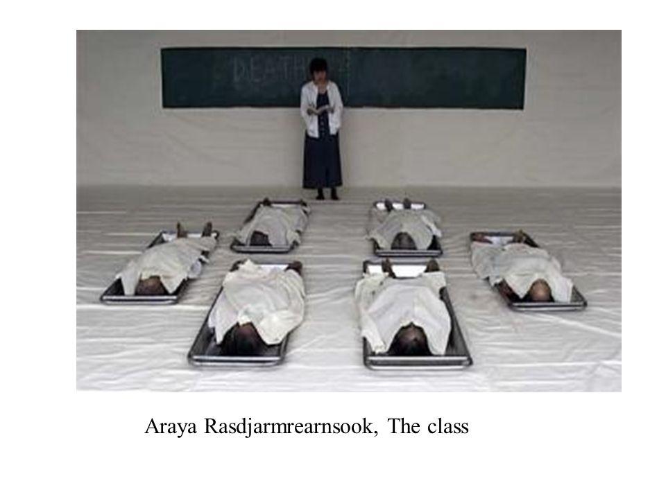 Araya Rasdjarmrearnsook, The class