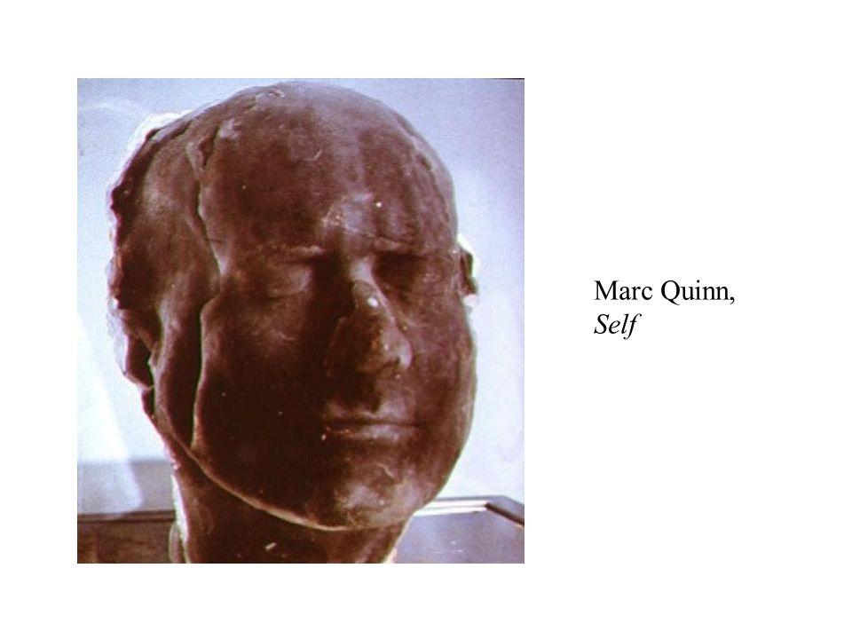 Marc Quinn, Self