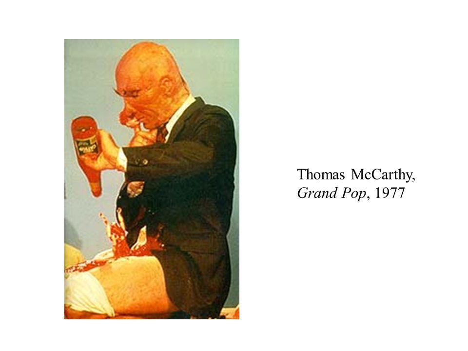 Thomas McCarthy, Grand Pop, 1977