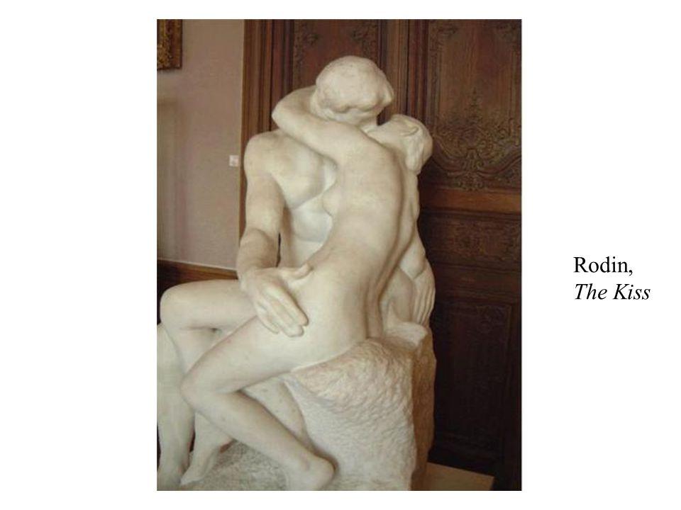 Rodin, The Kiss