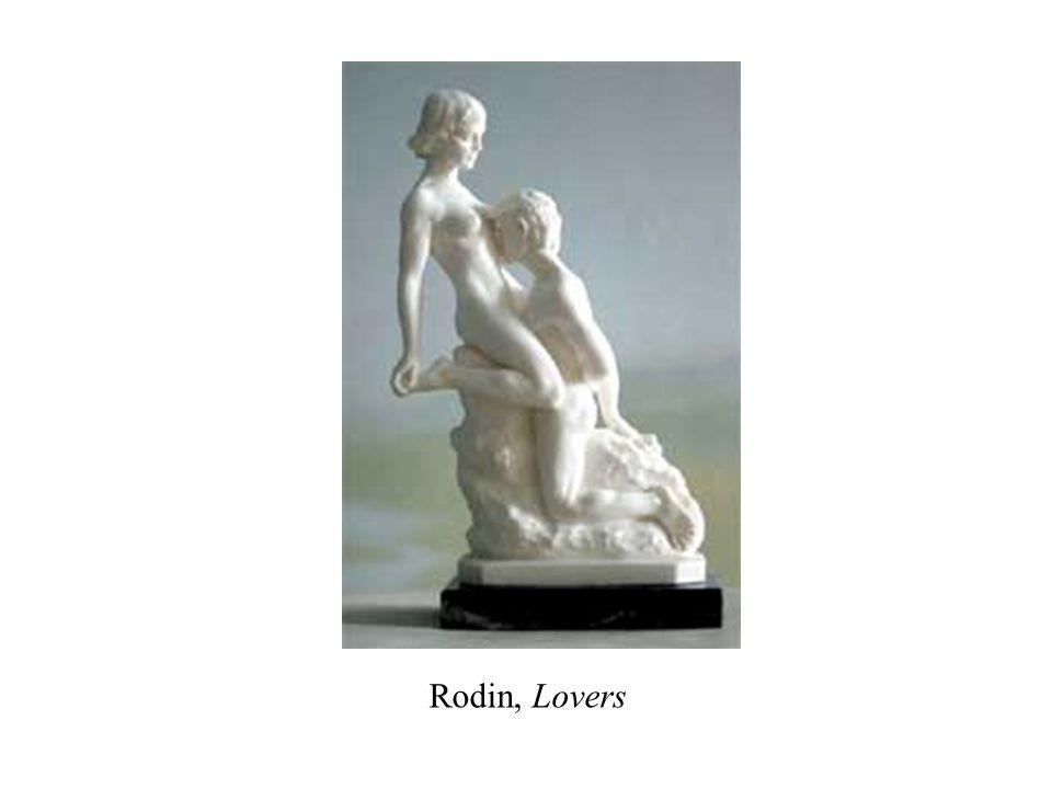 Rodin, Lovers