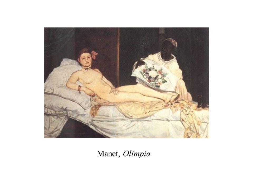 Manet, Olimpia