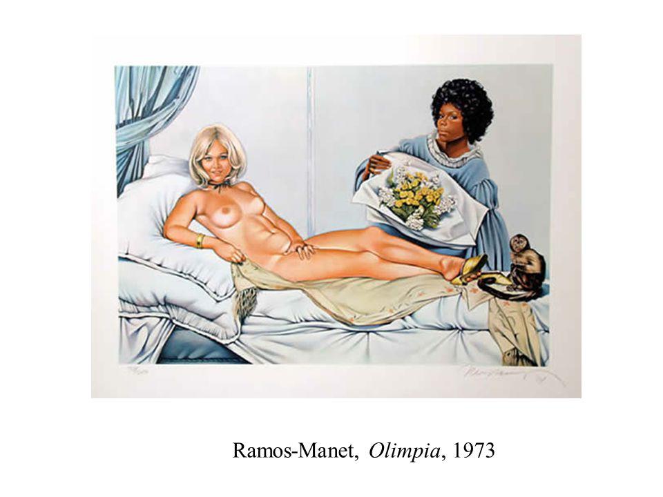 Ramos-Manet, Olimpia, 1973