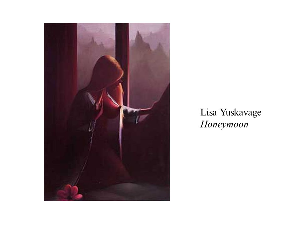 Lisa Yuskavage Honeymoon