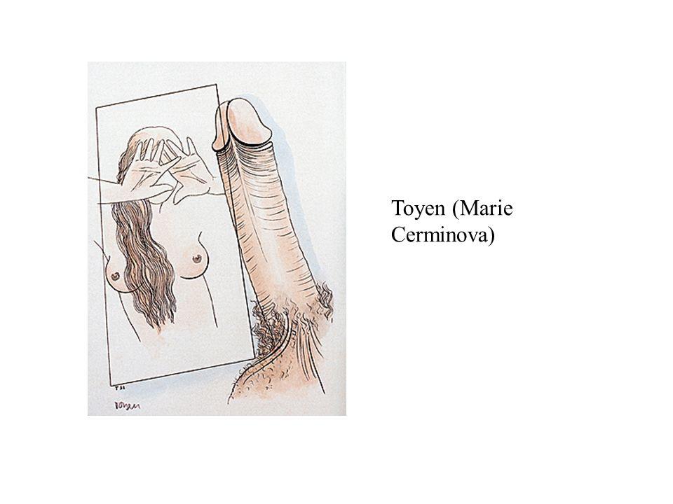 Toyen (Marie Cerminova)