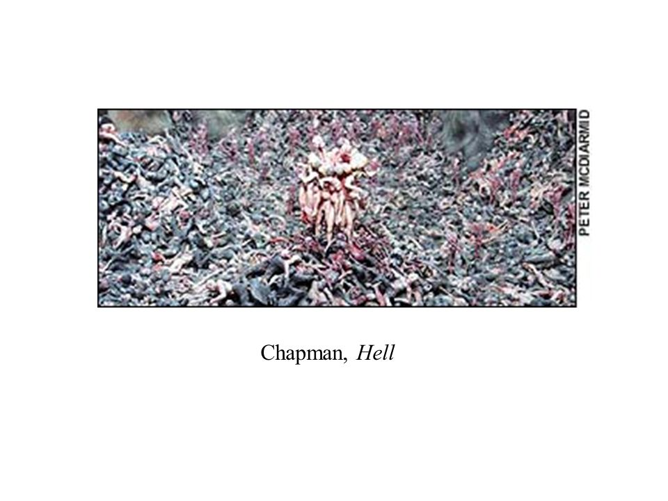 Chapman, Hell