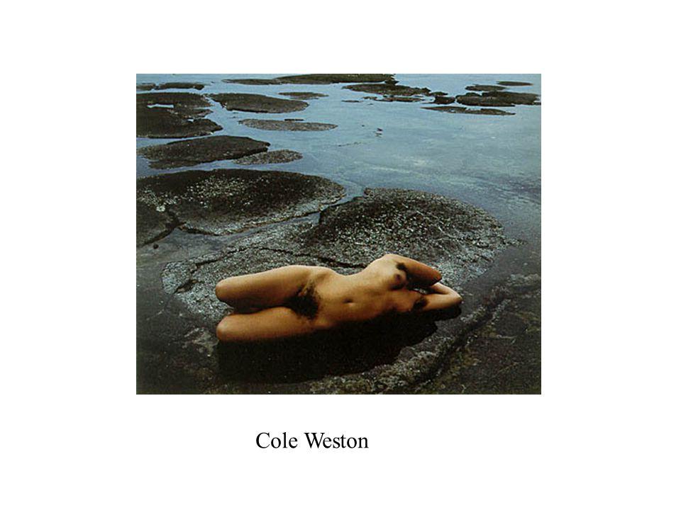 Cole Weston
