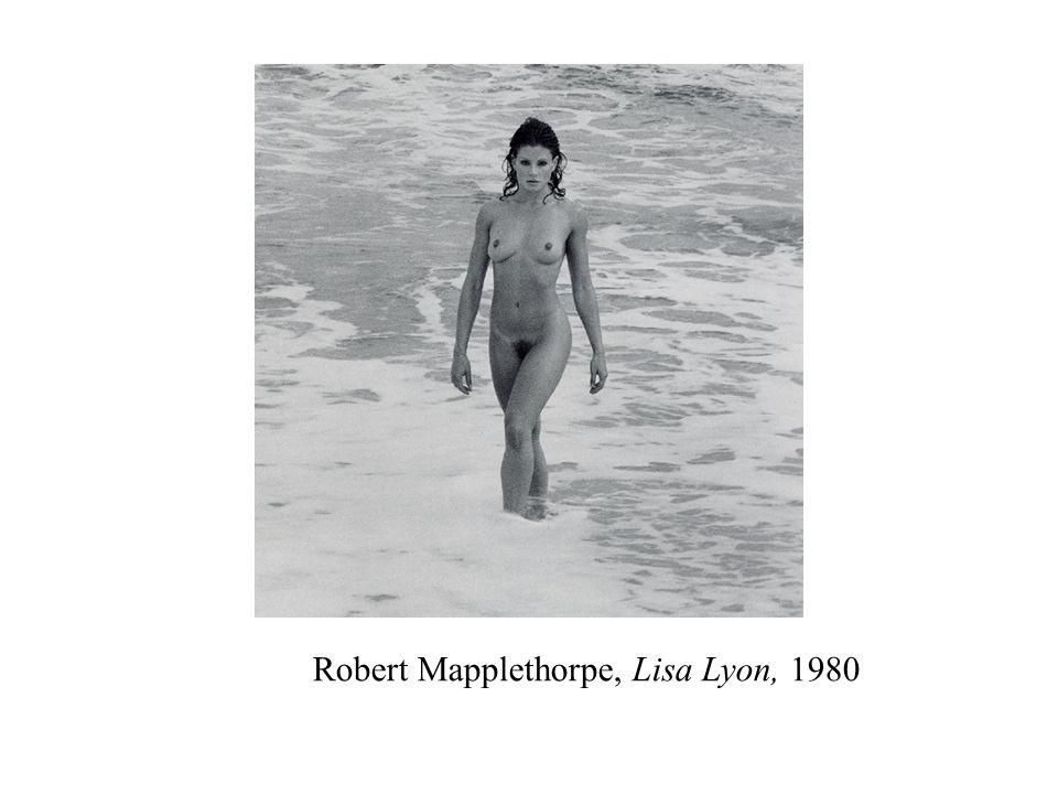 Robert Mapplethorpe, Lisa Lyon, 1980