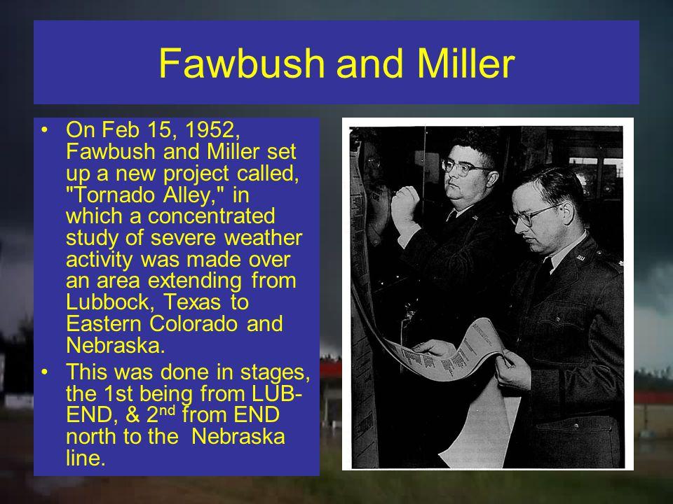Origins of Tornado Alleys. Personally spoke to Doswell, Grazulis, Dan McCarthy, Joe Schaeffer, Howie Bluestein, Fred Ostby, and Allen Pearson about th