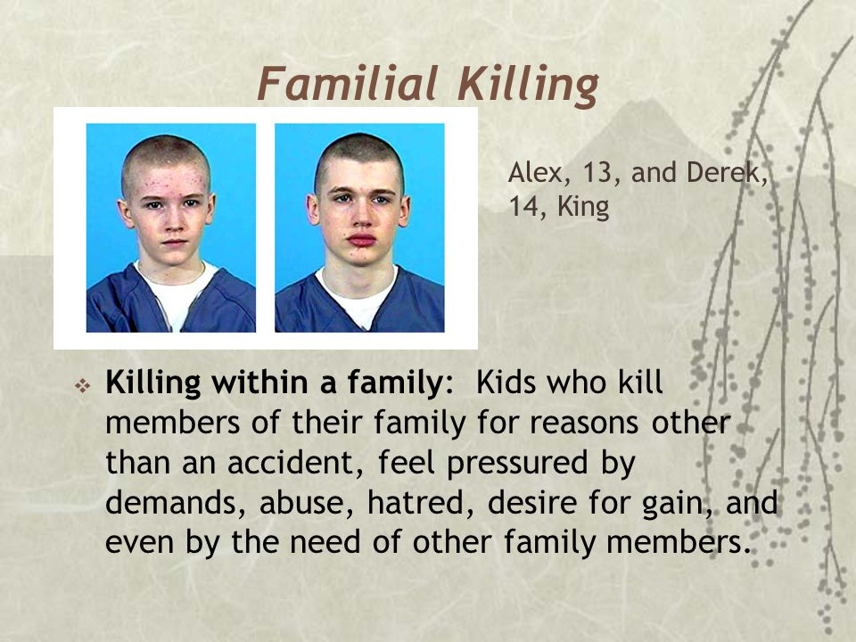 Suicide  Five teenagers killed themselves in Goffstown, New Hampshire over a period of two years in the early 1990s.