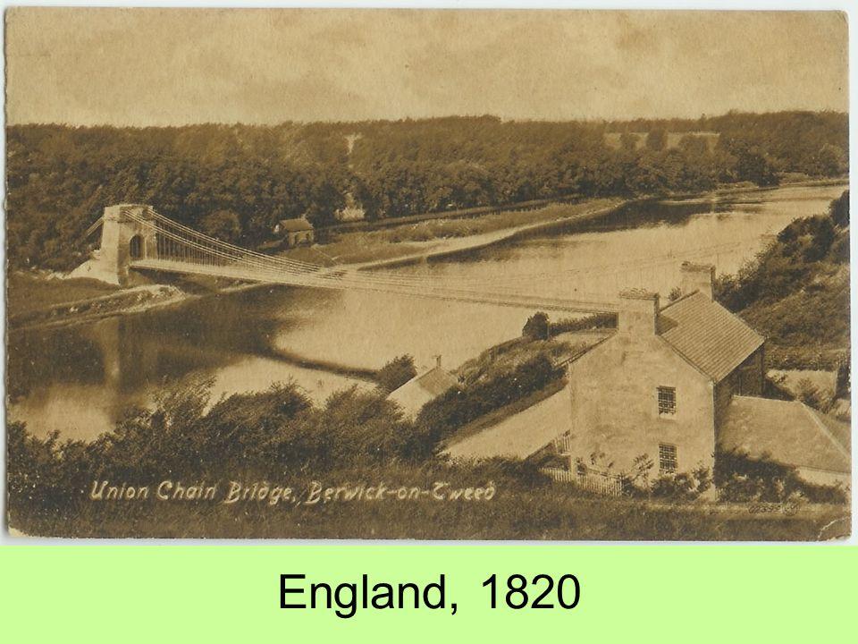 England, 1820