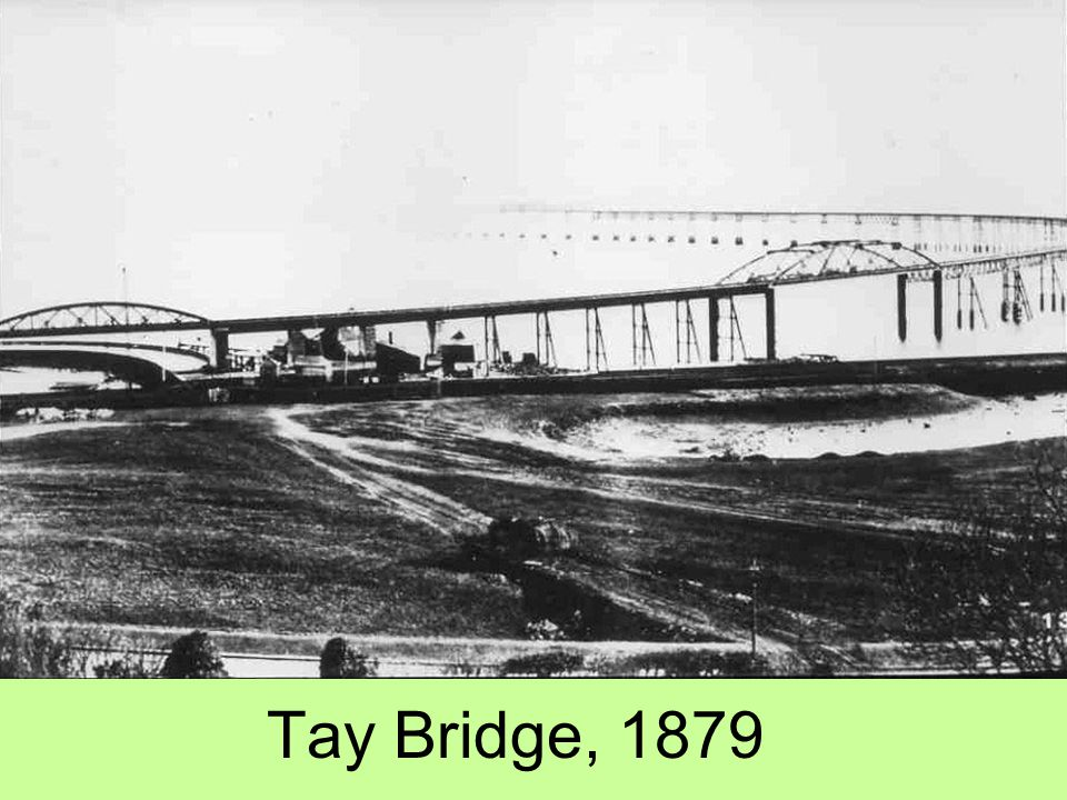 Tay Bridge, 1879