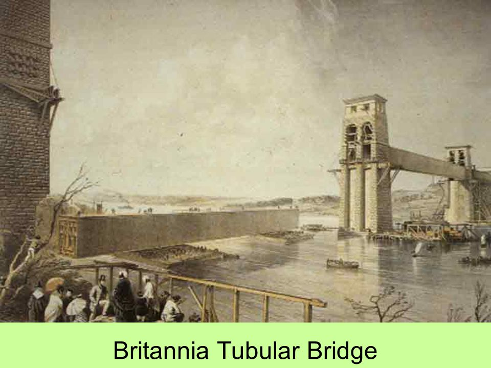 Britannia Tubular Bridge