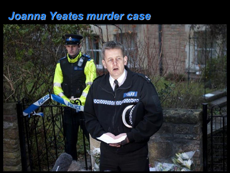 Joanna Yeates murder case